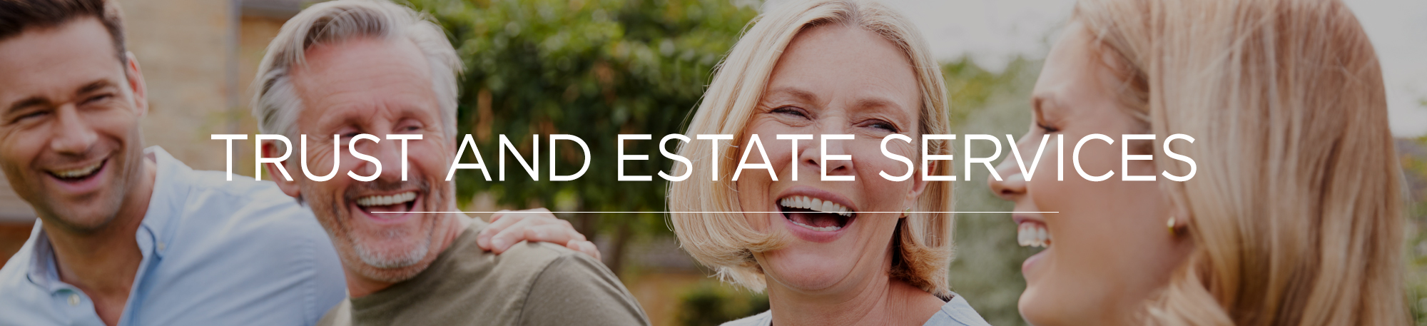 Trust and Estate Services
