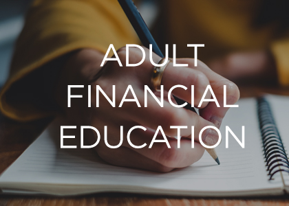 Adult Financial Education