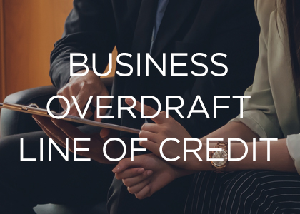 Business Overdraft Line of Credit