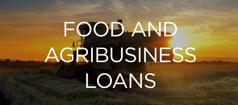 Food and Agribusiness Loans