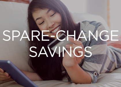 Spare-Change Savings