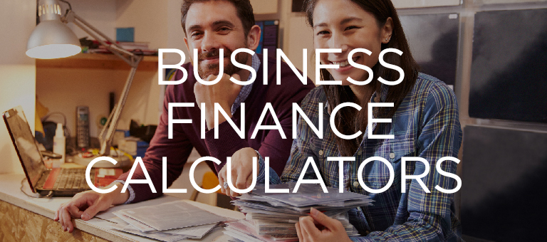 Business Finance Calculators