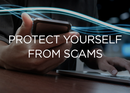 Protect Yourself from Scams